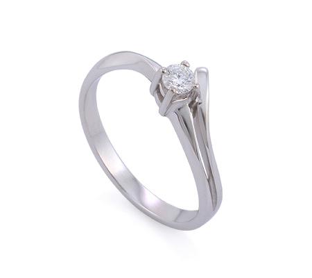 Фото«GZ-1081» Кольцо с бриллиантом