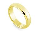 Обручальные кольца на заказ; Код: RG-W255Y; Вес: 6.23г; 0р.