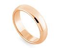 Обручальные кольца на заказ; Код: RG-W255R; Вес: 6.23г; 0р.