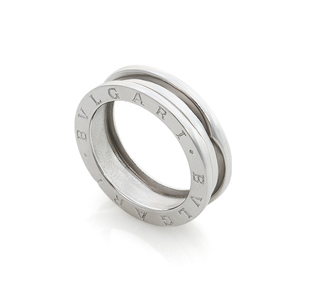 Фото«AS-1550»Кольцо в стиле Булгари из серебра