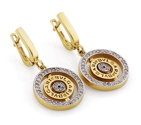 Monete Кольца из желтого золота AN008814 Булгари BVLGARI