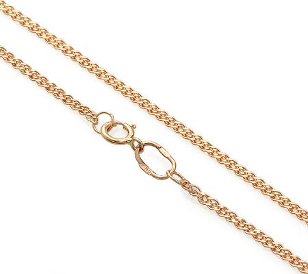 Фото«ADF-23051231»Золотая цепочка плетение «Нона»