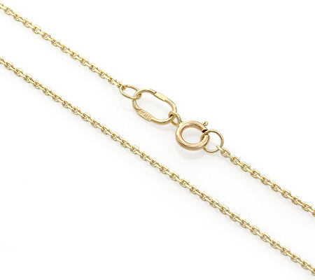 Фото«ADF-13553186»Цепочка «Якорное» плетение из желтого золота