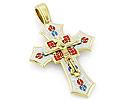 Кресты и крестики; Код: DS-5267; Вес: 10.36г; 0р.