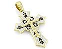 Кресты и крестики; Код: DS-5269; Вес: 9.92г; 0р.