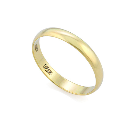 Фото«GZ-0002-202» Обручальное кольцо