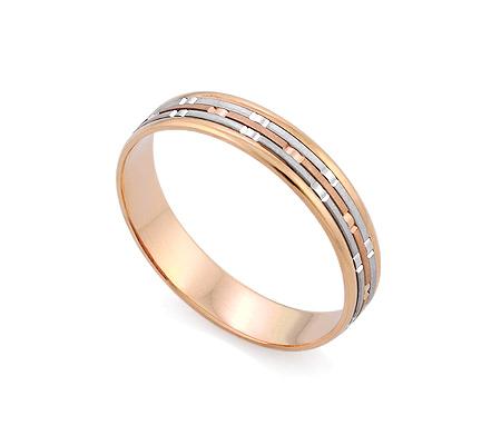 Фото«GZ-0012-209» Обручальное кольцо