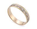 Обручальные кольца на заказ; Код: GZ-0012-209; Вес: 2.09г; 0р.