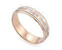 Обручальные кольца на заказ; Код: GZ-0013-348; Вес: 3.48г; 0р.