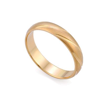 Фото«GZ-0015-309» Обручальное кольцо