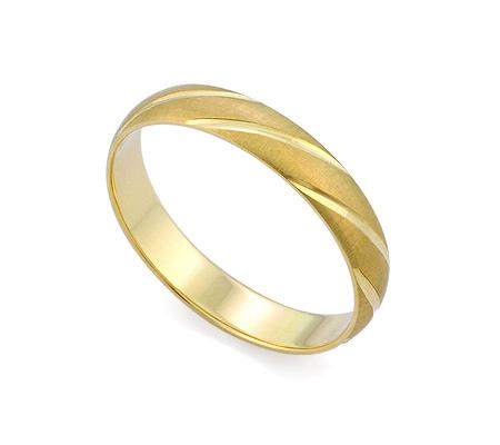 Фото«GZ-0016-289» Обручальное кольцо