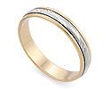 Обручальные кольца на заказ; Код: GZ-0018-407; Вес: 4.07г; 0р.
