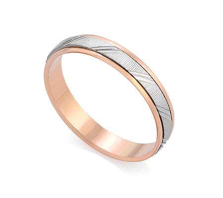 Фото«GZ-0019-284» Обручальное кольцо