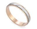 Обручальные кольца на заказ; Код: GZ-0019-284; Вес: 2.84г; 0р.