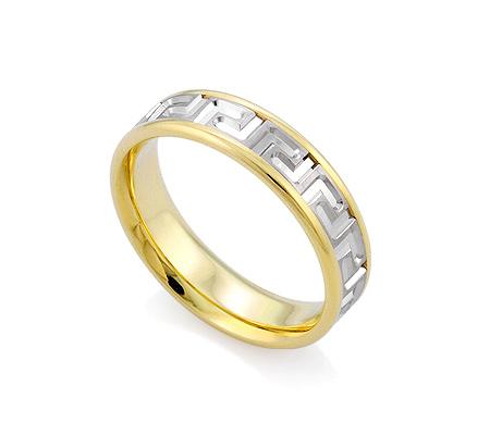 Фото«GZ-0021-503» Обручальное кольцо
