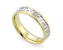 Обручальные кольца на заказ; Код: GZ-0021-503; Вес: 5.03г; 0р.