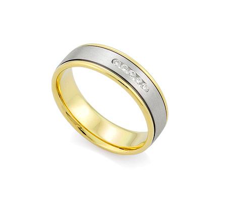 Фото«GZ-0025-316» Обручальное кольцо