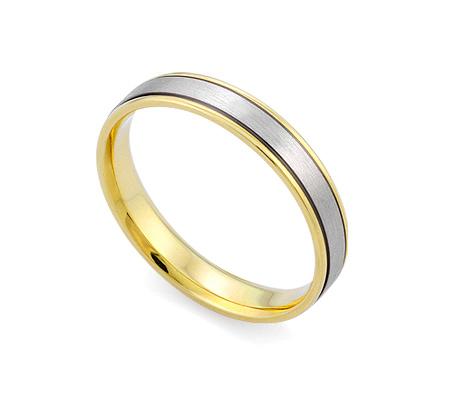 Фото«GZ-0026-455» Обручальное кольцо