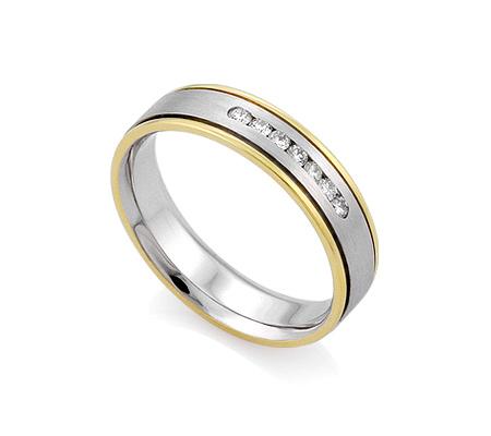 Фото«GZ-0027-472» Обручальное кольцо