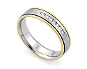 Обручальные кольца на заказ; Код: GZ-0027-472; Вес: 4.72г; 0р.