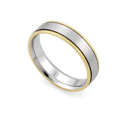 Фото«VG-F1069-TC-BK» Обручальное кольцо