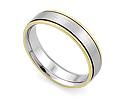 Обручальные кольца парные; Код: VG-F1069-TC-BK; Вес: 6.85г; 0р.
