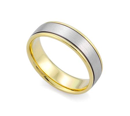 Фото«GZ-0029-675» Обручальное кольцо