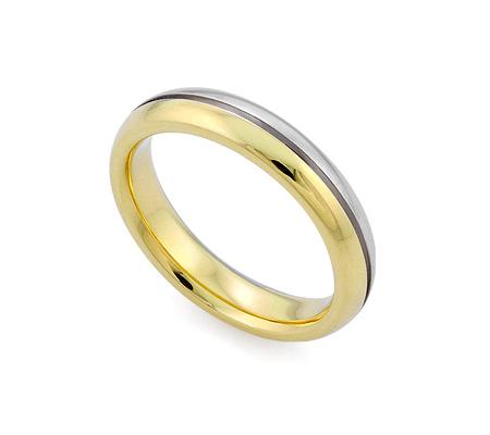 Фото«GZ-0030-557» Обручальное кольцо