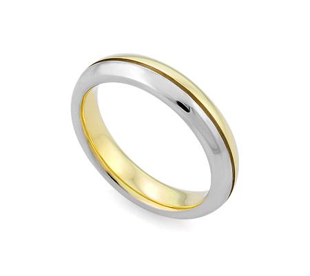Фото«GZ-0031-575» Обручальное кольцо