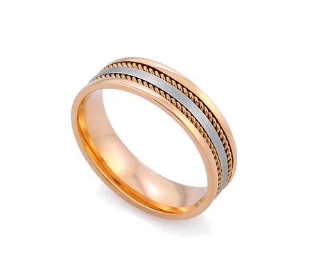 Фото«GZ-0033-398» Обручальное кольцо