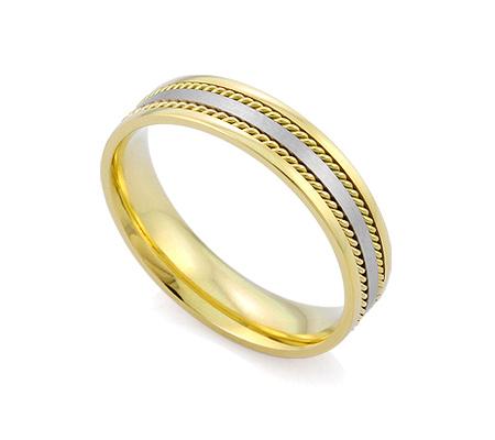 Фото«GZ-0034-522» Обручальное кольцо