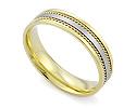 Обручальные кольца на заказ; Код: GZ-0034-522; Вес: 5.22г; 0р.