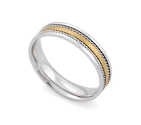Фото«GZ-0035-520» Обручальное кольцо