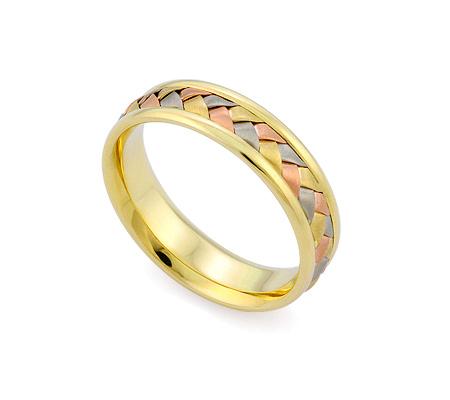 Фото«GZ-0040-442» Обручальное кольцо