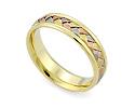 Обручальные кольца на заказ; Код: GZ-0040-442; Вес: 4.42г; 0р.