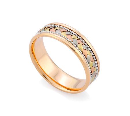 Фото«GZ-0042-759» Обручальное кольцо