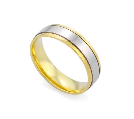 Фото«GZ-0043-413» Обручальное кольцо