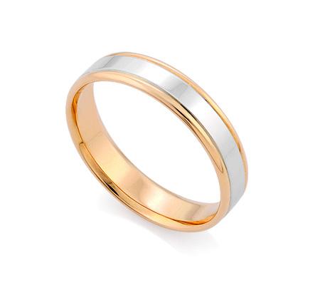 Фото«GZ-0044-575» Обручальное кольцо