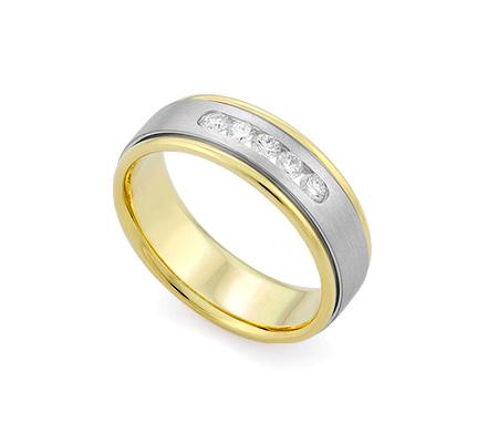Фото«GZ-0045-565» Обручальное кольцо