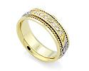 Обручальные кольца на заказ; Код: GZ-0046-658; Вес: 6.58г; 0р.