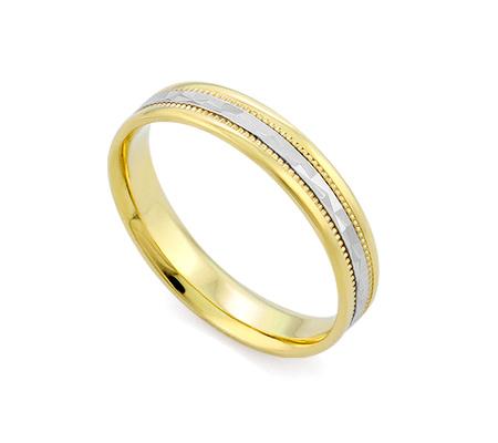 Фото«GZ-0047-440» Обручальное кольцо