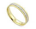 Обручальные кольца на заказ; Код: GZ-0047-440; Вес: 4.4г; 0р.