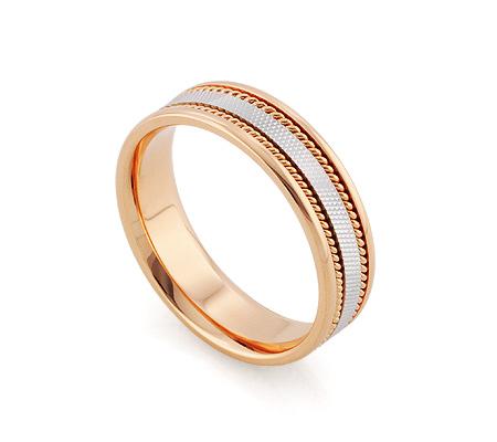 Фото«VG-V1007-3» Обручальное кольцо