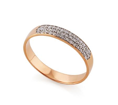 Фото«GZ-5208» Кольцо с бриллиантом