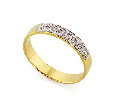 Фото«GZ-5215» Кольцо с бриллиантом