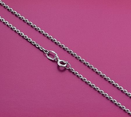 Фото«GZ-5996»Цепочка из серебра «Якорное» плетение