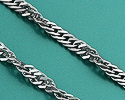 Цепочки и шнурки; Код: GZ-6007; Вес: 3.37г; 0р.