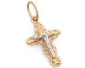 Кресты и крестики мужсике и женские; Код: VG-9910; Вес: 1.22г; 0р.