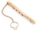 Зажимы для галстука; Код: RG-1847; Вес: 4.08г; 12300р.