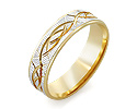 Обручальные кольца оригинальные; Код: RG-2644; Вес: 2.7г; 10250р.